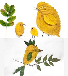 stella-kids:  A Crafty Autumn Leaf Project for Kids (and Adults) as seen on Parentables