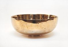 Alma Allen Bronze Footed Bowl - the most beautiful