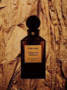 Tom Ford Tobacco Vanille.  Smells like a super-sexy mix between vanilla and a gentlemen's smoking room.  Very distinctive, but very opaque and smoky.  Best worn in winter.