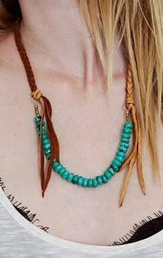 Image result for boho chic necklaces