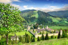 Romania - Suceviţa Monastery