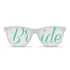 Bride sunglasses from Eyepster