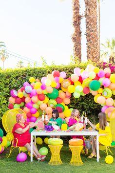 A Feelin' Fruity Garden Party