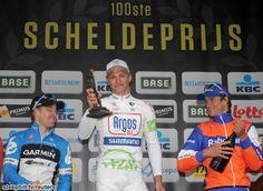 Scheldeprijsに勝利したキッテル。もっとごつい印象があったんだけどなw