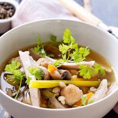 Simpele maar heerlijke soep