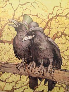 Brier Patch Ravens