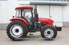 agricultural tractor 1304 130hp 4wd digging tractor machine