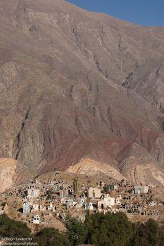 Cementerio cerrano, Maimara, Jujuy, Argentina San Salvador, Bolivia, Patagonia, Chile, Grand Canyon, Places To Go, America, Country, Unique