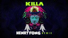 Wiwek & Skrillex - Killa (feat. Elliphant) [Henry Fong Remix]
