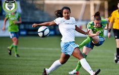 Sounders Women 0 - 2 Pali Blues