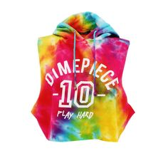Dimepiece Play Hard Tye Dye Cropped Pull Over | Beginning Boutique ($51) ❤ liked on Polyvore featuring tops, shirts, crop, crop tops, crop top, tyedye shirts, tie-dye tops, tie dye crop top and crop shirt