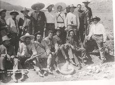 Pancho Villa en el Museo de los Ferrocarrileros