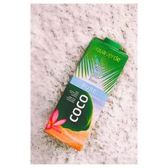 """24 Likes, 1 Comments - Raluca Andreea (@r.ucca) on Instagram: """"Im in love with the cocooo #summer #coco #coconut #water #healthy #pure #cocowater #coconutwater…"""""""