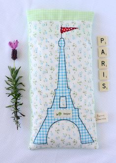 Eiffel Tower Heat Bag 4 Sew an Eiffel Tower Heat Bag from A Spoonful of Sugar: National Sewing Month 2013