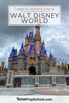 Disney World vacation planning looks a LOT different now than it did last year. Here's a step-by-step guide to help you navigate all the changes.
