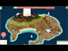 Crea y aprende con Laura: ISLA 100%. Juego multiplataforma para conseguir una isla sostenible