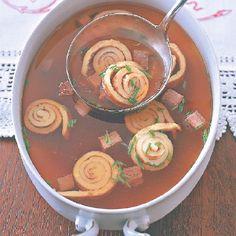 Frittatensuppe Rezept | Küchengötter