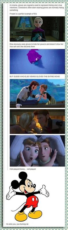 DISNEY SECRETS!!! ♥ Check Out These 9 Super Clever Things in Disney Movies That Tumblr Users Noticed | moviepilot.com