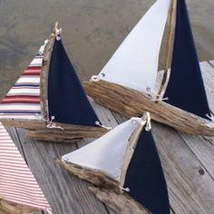 Coastal Decor, Beach, Nautical Decor, DIY Decorating, Crafts, Shopping | Completely Coastal Blog: Handmade Driftwood Decor Delights