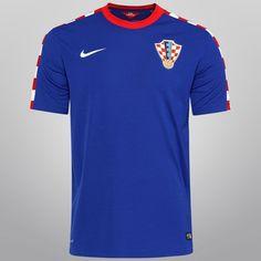 Camisa Nike Seleção Croácia Away 2014