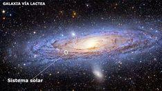 """La """"Gran Nube de Magallanes"""", mini-galaxia anexa a la """"Vía Láctea"""", colisionará con la misma, y puede provocar la expulsión del Sistema Solar hacia el interespacio."""