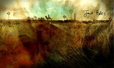 The Karoo as seen by a local artist  #travel #Karoo #art #artwork #southafrica