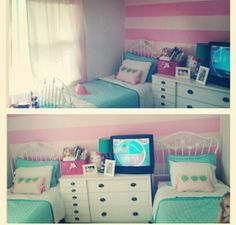 1000 images about girls bedroom on pinterest for Sibling bedroom ideas