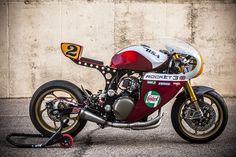 """Triumph Legend TT 900 Racer """"Rocket III"""" by XTR Pepo"""
