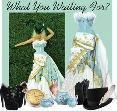 """""""What You Waiting For?"""" by denise-schmeltzer on Polyvore"""