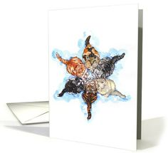 Robert's Snowflake | General Friendship | Greeting Card Universe by Wendy Edelson Studios