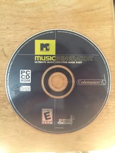 MTV Music Generator for the PC rules all! We made an entire album on it!