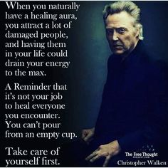 LOL so this is a warning that you might attract people like Walken? Me Quotes, Motivational Quotes, Inspirational Quotes, Qoutes, Trauma, Keanu Reeves Quotes, Vídeos Youtube, Human Nature, Spiritual Inspiration