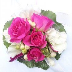 Blütenarmband Pink Dream