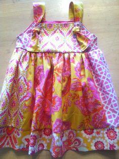 The Diva of DIY: That cute little knot dress! Tutorial