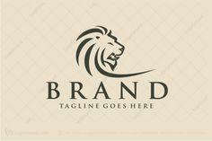 Logo for sale: Head Lion Logo