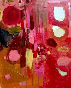 rocking it like a redhead -wendy mcwilliams 24 canvas Painting Inspiration, Art Inspo, Abstract Expressionism, Abstract Art, Modern Art, Contemporary Art, Painting Workshop, Art Abstrait, Pop Art