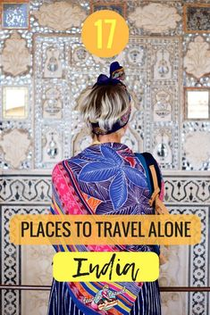 places to travel in India alone are? Here are 17 awesome solo travel India Travel Guide, Asia Travel, Solo Travel, Wanderlust Travel, Japan Travel, Travel Advice, Travel Guides, Travel Tips, Travel Info
