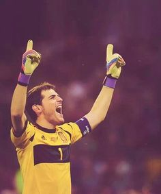 My hero #casillas ★★