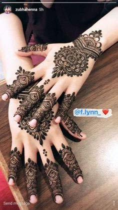 detailed mehndi design for hand Mehandi Design Henna Design# Mehandi Art Mehandi Art Henna Art Beautiful henna design by how lush the paste look like! Make the design so beautiful detailed mehndi design for hand Henna Hand Designs, Dulhan Mehndi Designs, Mehendi, Mehndi Designs Finger, Beginner Henna Designs, Modern Mehndi Designs, Mehndi Design Pictures, Bridal Henna Designs, Mehndi Designs For Fingers