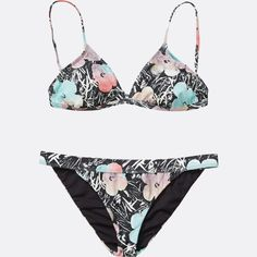 Click here to view our Bikini Bottom Fit Guide    Stand out from the sand in this psychedelic Andy Warhol print bikini bottom. Par...