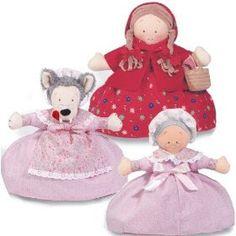 SurLaLune Fairy Tales Blog: Topsy Turvy Dolls