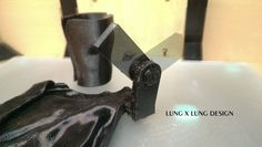 LUNG X LUNG DESIGN: 3D printed walking brace for duck @ NTUVH 呱呱復健紀錄/07 Rhino 3d printing shoes