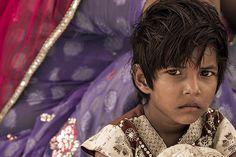Children Faces: Speaking eyes: beauty, innocence and despair | Sadari village | India