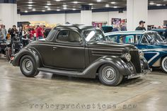 2015 Detroit Autorama Part 4: Coverage Brought To You By The Stray Kat 500