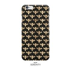 Rose Gold Bee iPhone Case iPhone 6 iPhone 6 by NewSerenityStudio