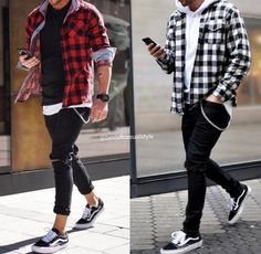Source by niklasfixo outfits hipster Trendy Mens Fashion, Mens Fashion Wear, Fashion Mode, Fashion Quiz, Jeans Fashion, Fashion Hats, Fashion Black, Fashion Ideas, Cool Outfits For Men