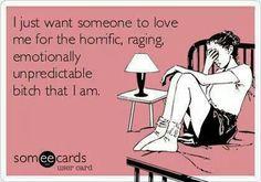 Yep I'm crazy