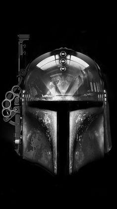 Boba Fett #Starwars #bountyhunter #movie #dark