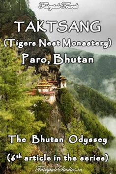 If there is one place you ought to visit in Bhutan, it has to be this. The holiest place in Bhutan is perched on the edge of a mountain at more than above sea level is popularly known as Tigers Nest Monastery. Read complete travel guide here. Countries To Visit, Cool Countries, Paros, Jog Falls, Pony Rides, Dehradun, Bhutan, Travel Guides, Travel Tips