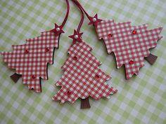 Christmas Tree Tags by vsroses.com, via Flickr